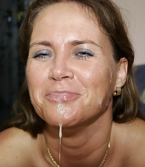 MILF Face Porn Pictures